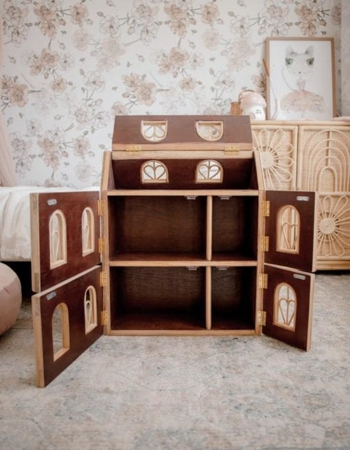 French Chateau Dolls House