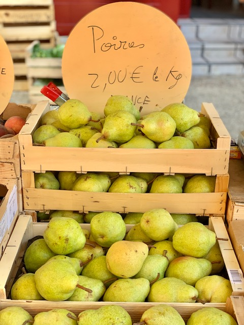 Pears of Provence
