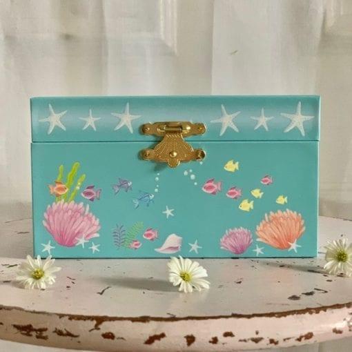 Music Box Mermaid