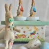 Peter Rabbit Dancing Music Box