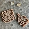 Bee and Hive Eco Cutter Set