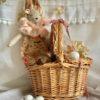 French Bunnette Summer Flower Little French Heart