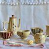 Kongesslojd Tea Set Little French Heart 3