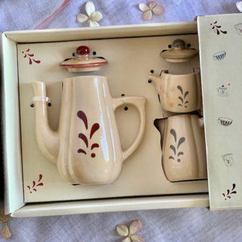 Kongesslojd Tea Set Little French Heart 4