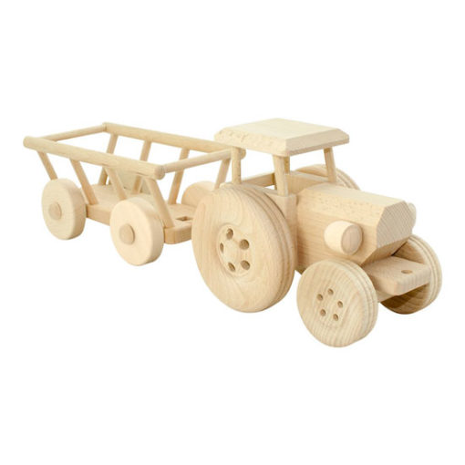 Large-Wooden-Tractor-Little-French-Heart