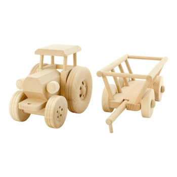 Large-Wooden-Tractor-Little-French-Heart-2