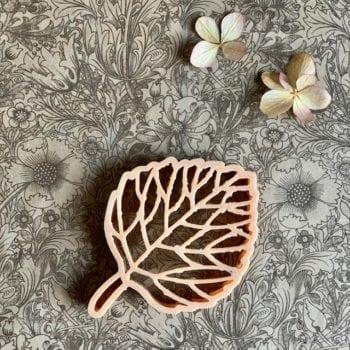 Leaf Eco Dough Cutters Little French Heart Gumleaf