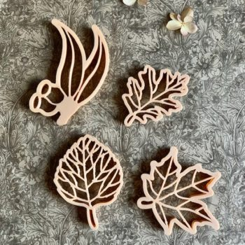 Leaf Eco Dough Cutters Little French Heart