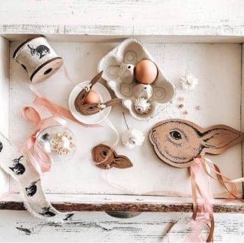 Little French Rag Easter Kits