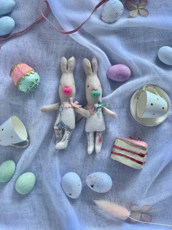 Rabbit My Girl & Boy Set