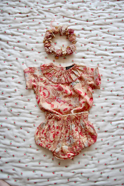 Bonjour Diary Reversible Baby Bloomers
