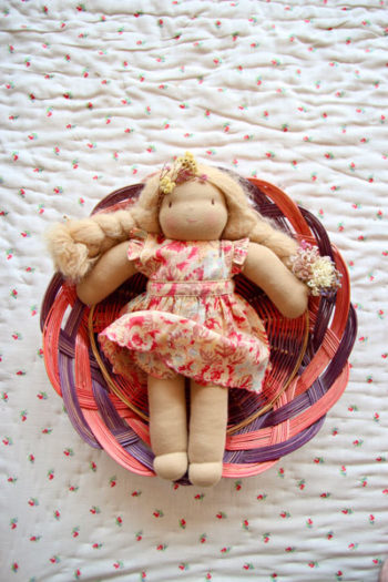 Bonjour Diary Doll Apron dress + Panty