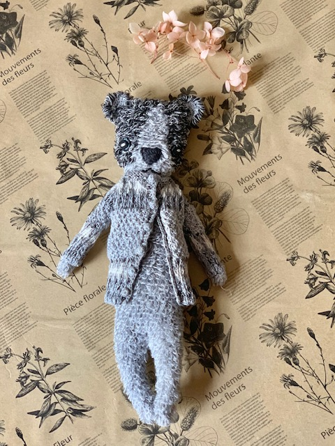 Sophie Digard Winter Teddy