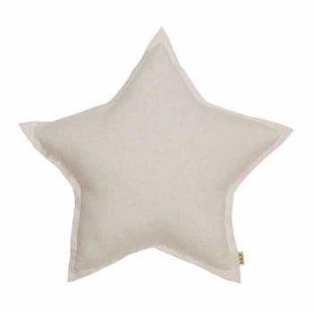 Numero 74 Star Cushion Natural