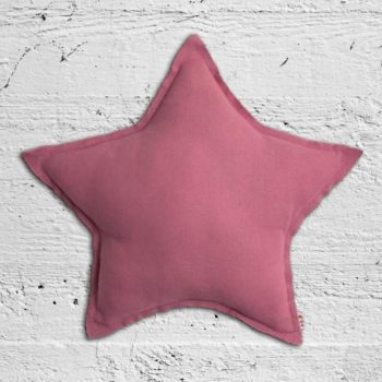 Numero 74 Star Cushion Gold Baobab Rose