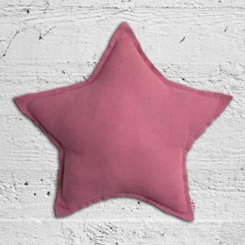 Numero 74 Star Cushion Gold Baobab Rose
