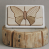 Wooden Mosaic Puzzle Butterfly