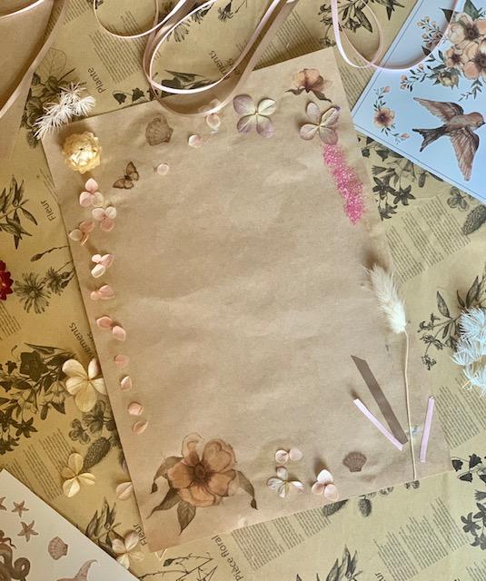 Tea Party Invitation Craft Idea 4