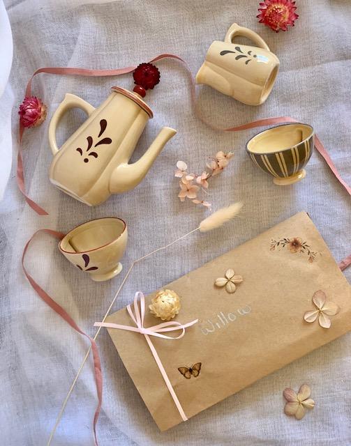 Tea Party Invitation Craft Idea 7