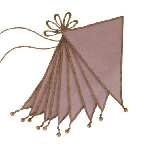 Numero 74 Cotton Bunting Dusty Pink