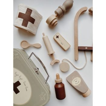 Kongesslojd Wooden Doctors Set