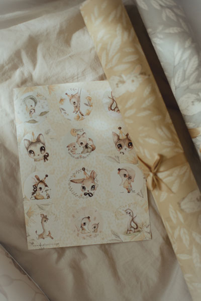 Mrs-Mighetto-Baby-Stickers-Little-French-Heart