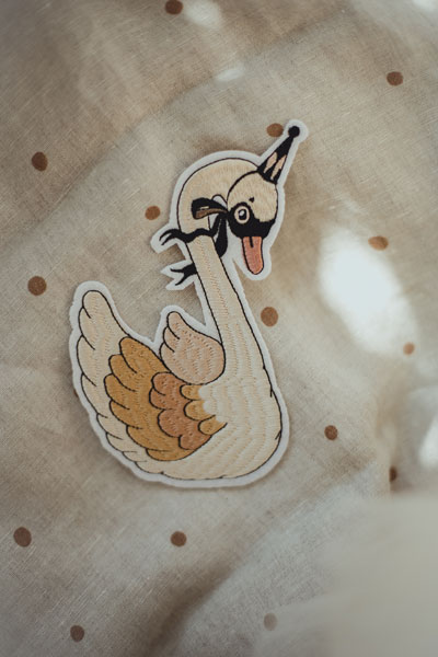 Mrs-Mighetto-Dear-Swan-Patch-Little-French-Heart