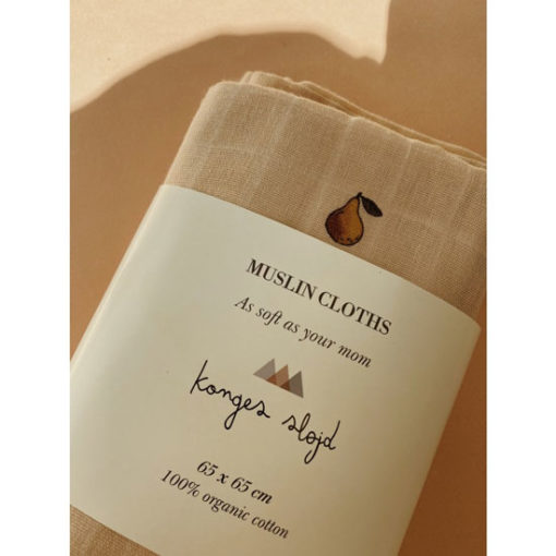 Muslin-Wrap-Three-Pack-Poire-Little-French-Heart