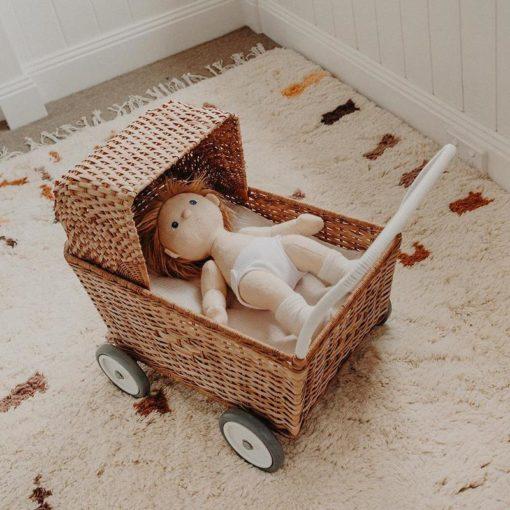 Olli Ella Oat Mattress #littlefrenchheart