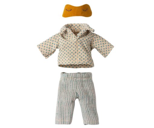 Pyjamas For Dad Mouse Little French Heart