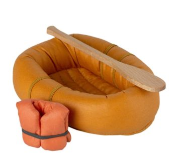 Rubber Boat Mouse Dusty Yellow