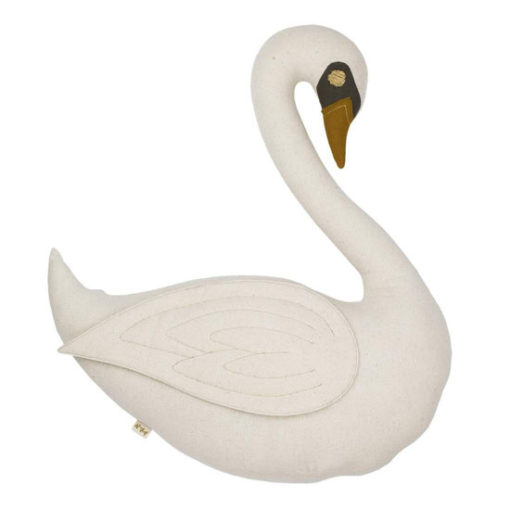 Numero 74 Vicki the Swan Cushion