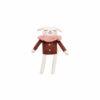 Main Sauvage Lamb Knit Toy Sienna Blouse