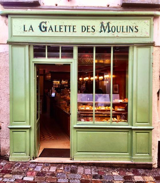 Paris Little French Heart