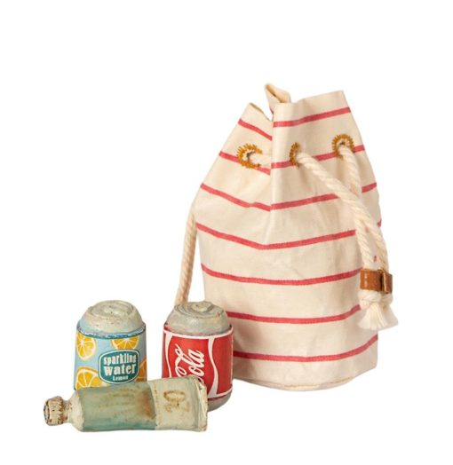 Maileg Miniature Beach Bag Essentials