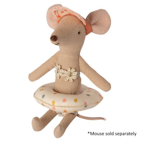 Maileg Floatie Small Mouse Multi Dot
