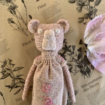 Sophie Digard Miss Floral Ted