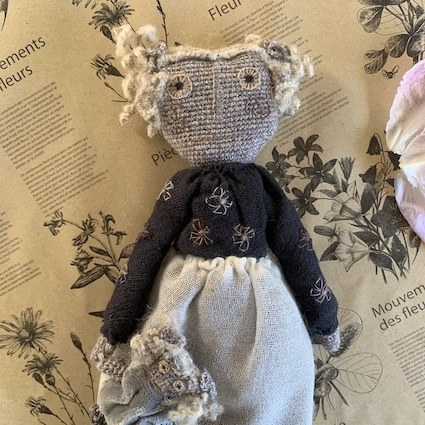 Sophie Digard Lady Doll Noir