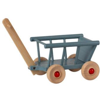 Maileg-Wagon-Blue