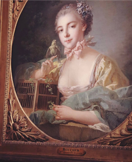 Musée Cognacq-Jay Manon Boudoir #Littlefrenchheart