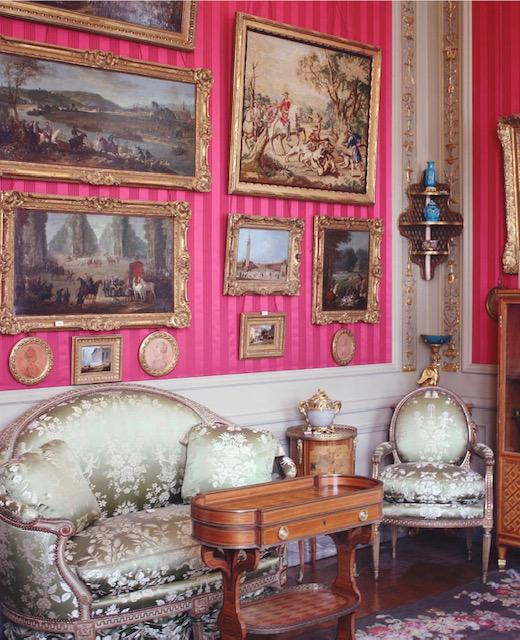 Musée Nissim de Camondo Manon Boudoir #littlefrenchheart