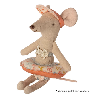 Maileg Floatie Small Mouse Flower