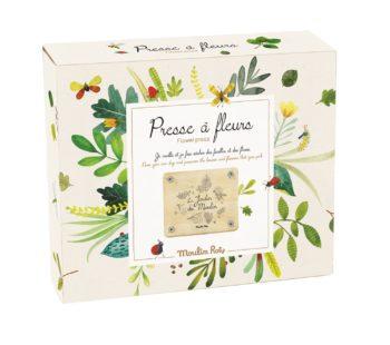 Le Jardin Flower Press Little French Heart