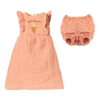Maileg-Dress-Size-3 Little French Heart