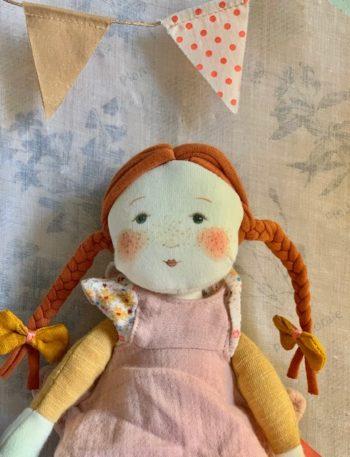 Moulin Roty Les Rosalie Ragdoll Fleur #Littlefrenchheart