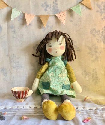 Moulin Roty Les Rosalie Ragdoll Iris #Littlefrenchheart