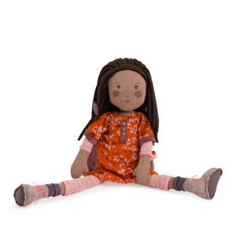 Moulin Roty Les Rosalies Ragdoll Camelia #littlefrenchheart