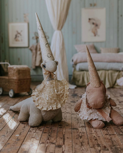 Mrs Mighetto Party Hats