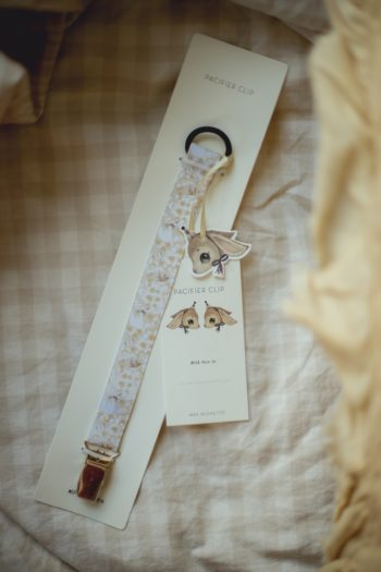 Mrs Mighetto pacifier-swan and sparrow #Littlefrenchheart