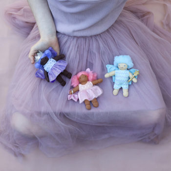 Olli Ella-Holdie Folk Fairies #Littlefrenchheart
